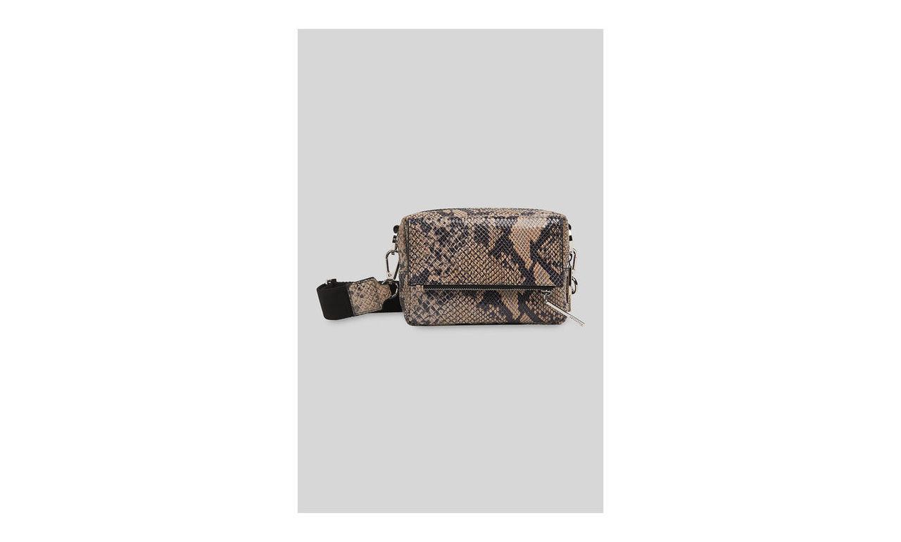 Bibi Snake Crossbody Bag