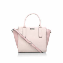 Carvela Cleo Winged Tote - Pink Tote Bag
