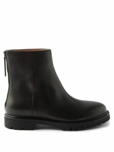 On The Island By Marios Schwab - Ogygia Checked Maxi Dress - Womens - Red White