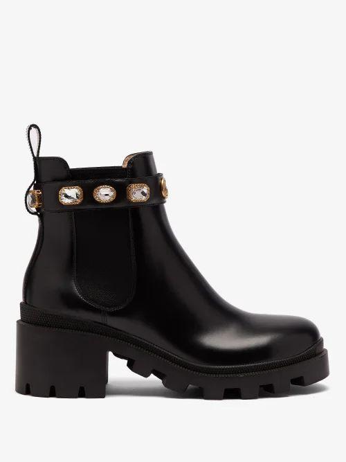 Preen By Thornton Bregazzi - Doreen Floral Print Silk Dress - Womens - Pink Multi