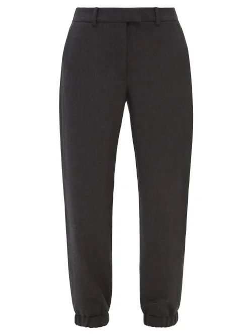 Preen By Thornton Bregazzi - Ashley Floral Print Silk Devoré Wrap Dress - Womens - Pink Multi