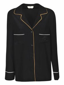 Fendi Embroidered Shirt
