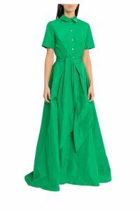 Parosh Patricy Flared Shirt Dress
