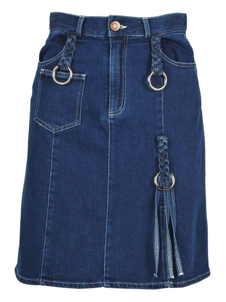 See By Chloe' Skirt Denim