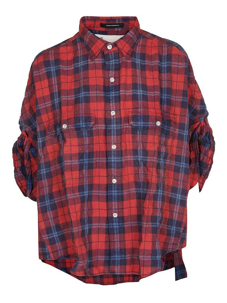 R13 Plaid Shirt