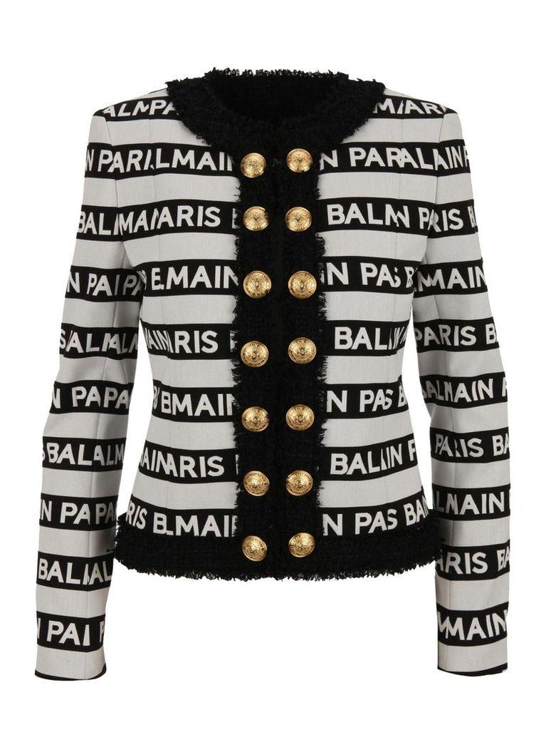 Balmain Paris Blazer