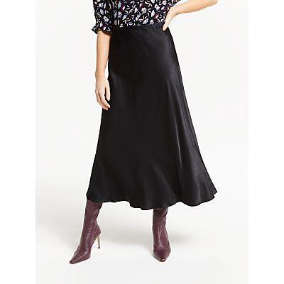 Finery Alberte Satin Skirt