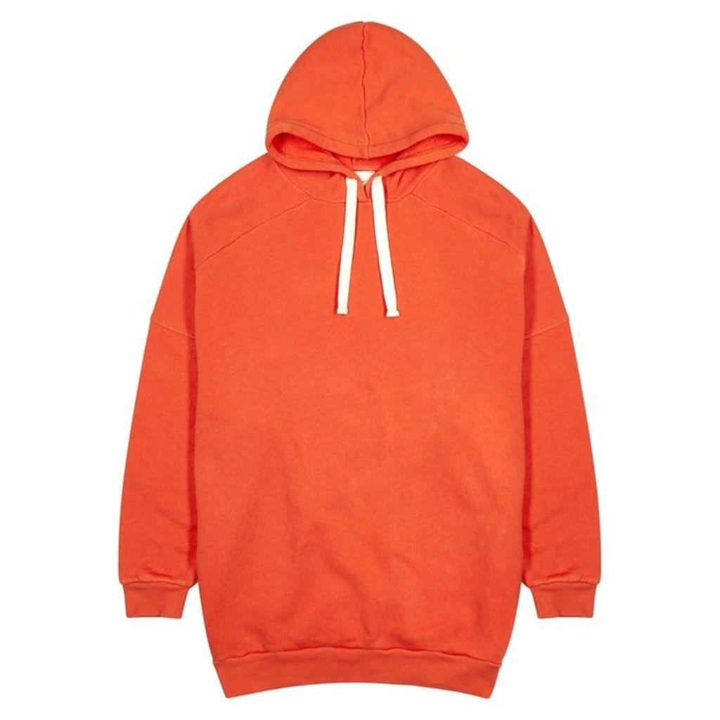 American Vintage Kinouba Hooded Cotton Sweatshirt