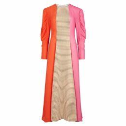Rejina Pyo Renee Panelled Midi Dress