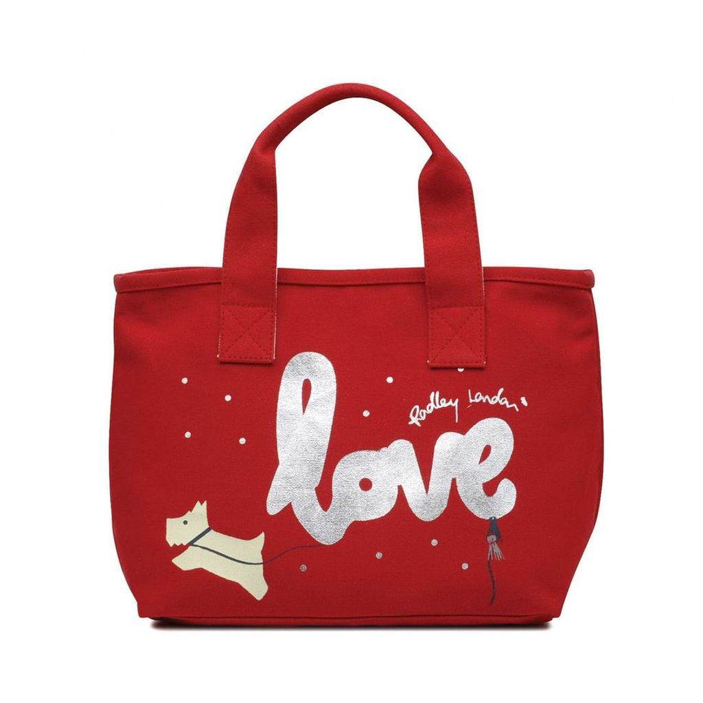 Radley London Love Is In The Air Small Crook Grab Bag