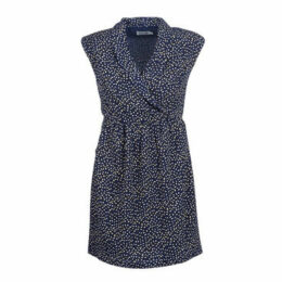 Molly Bracken  MOLLIUS  women's Dress in Blue