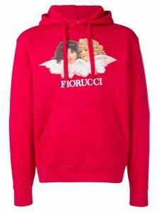 Fiorucci Vintage Angels hoodie - Red