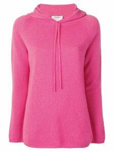 'S Max Mara Meris cashmere hoodie - Pink