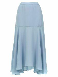 Olympiah Primosole midi skirt - Blue