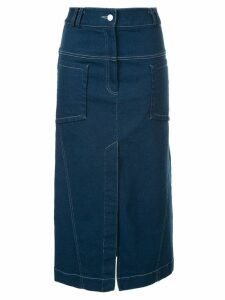 Manning Cartell Denim Debutantes skirt - Blue