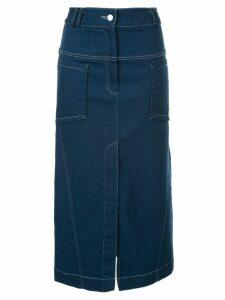 Manning Cartell Denim Debutantes skirt - Blue