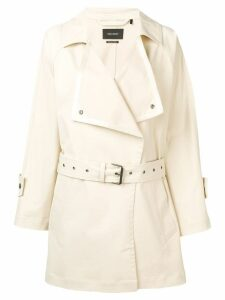 Isabel Marant Jamelo trench coat - Neutrals