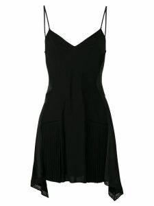 Alexander Wang draped cami-dress - Black