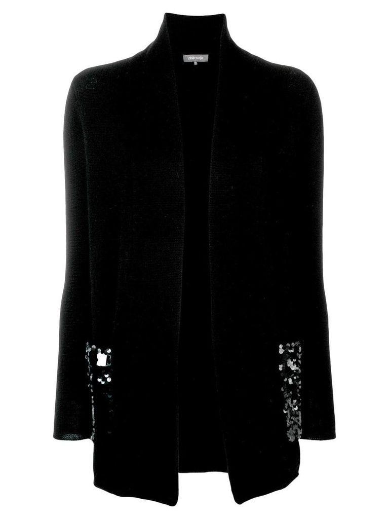 Philo-Sofie sequin pockets cardigan - Black