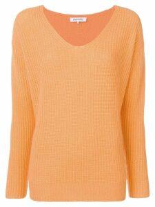 Philo-Sofie ribbed knit jumper - Orange