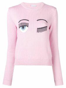 Chiara Ferragni Flirting sweater - Pink