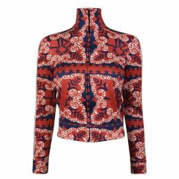 Valentino Bandanna Print Sweatshirt