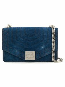 Philipp Plein shoulder bag - Blue
