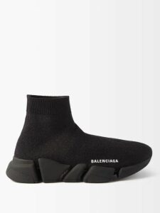 Colville - Floral Print Crepe Dress - Womens - Pink Multi