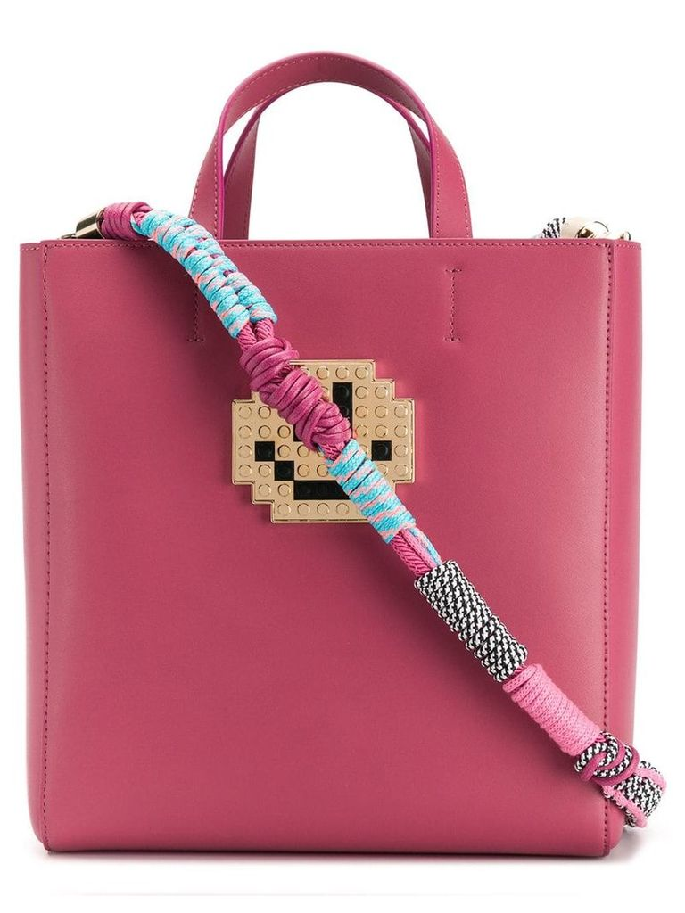 Les Petits Joueurs mini Meghan tote - Pink