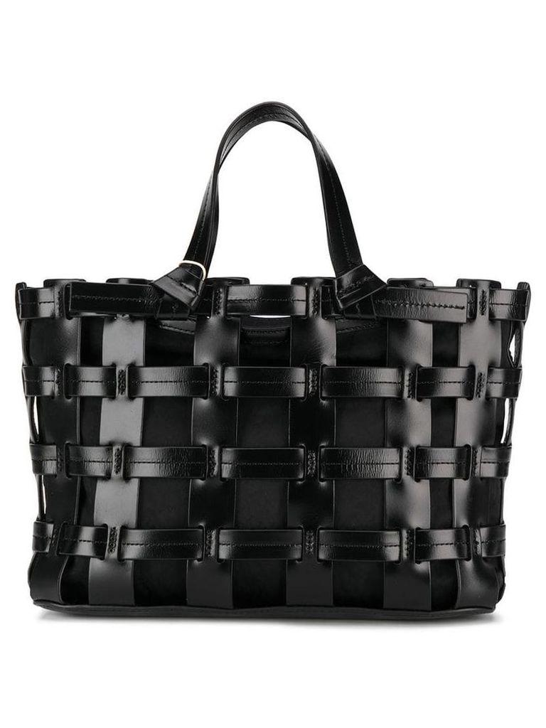 Trademark Frances cage tote - Black