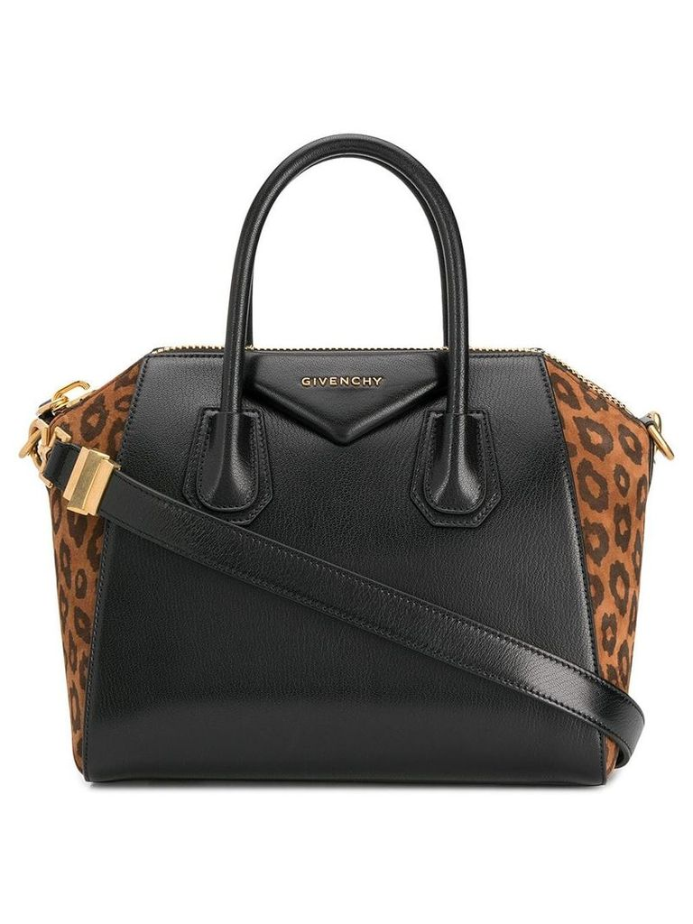 Givenchy small Antigona tote bag - Black