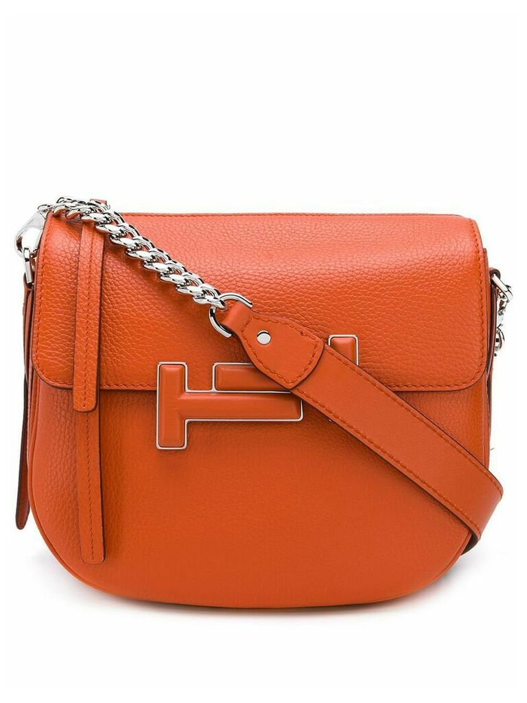 Tod's Double T mini bag - Orange