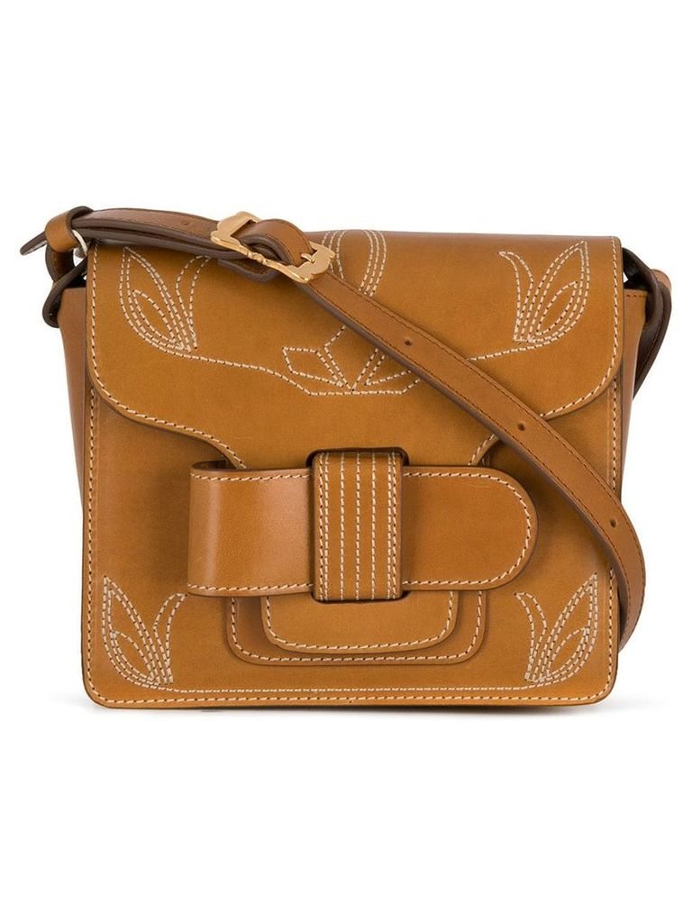 Trademark Western Greta crossbody bag - Brown