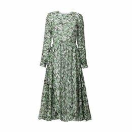 MATSOUR'I - Midi Silk Dress Michelle