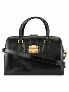 Gucci Pre-Owned 2way bag - Black