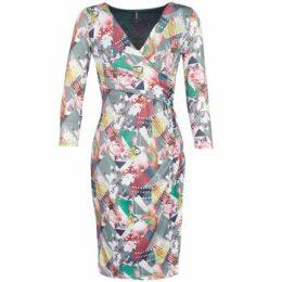 Smash  DAPHNE  women's Dress in Multicolour