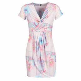 Smash  OKAINA  women's Dress in Pink