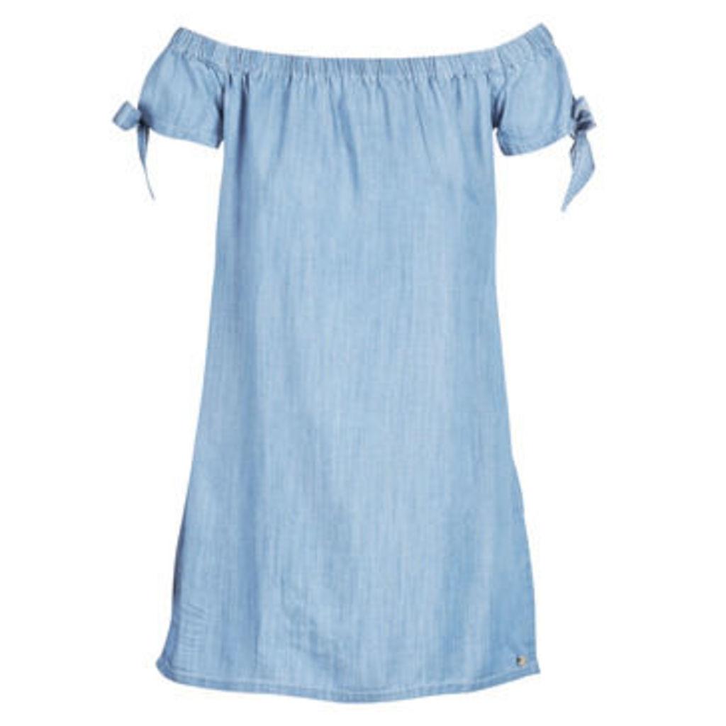 Deeluxe  AMBROSIA  women's Dress in Blue