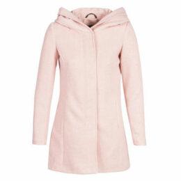 Vero Moda  VMVERODONA  women's Coat in Pink
