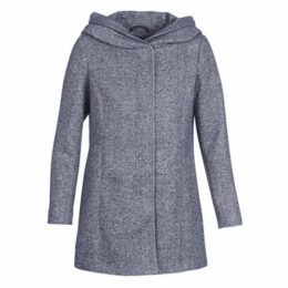 Vero Moda  VMVERODONA  women's Coat in Blue