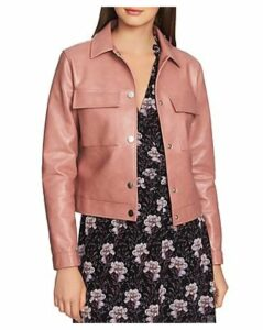 1.state Faux Leather Jacket