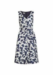 Grace Dress Ivory Midnight 16