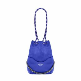 Meli Melo Hetty Cross Body Bag Majorelle Blue