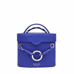 Meli Melo Nancy Cross Body Bag Majorelle Blue