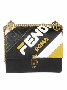Fendi S Mania Kan I Shoulder Bag