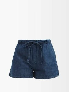 Balenciaga - Belted Wool Cocoon Coat - Womens - Black