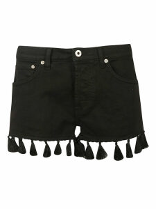 Dondup Fringed Skirt