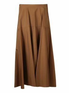 Aspesi Flared Midi Skirt