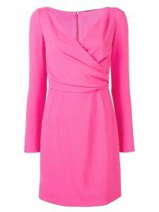 Dolce & Gabbana fitted mini dress - PINK