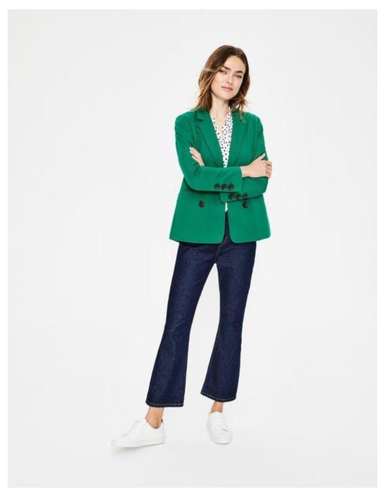 Gabriella Ponte Blazer Green Women Boden, Green